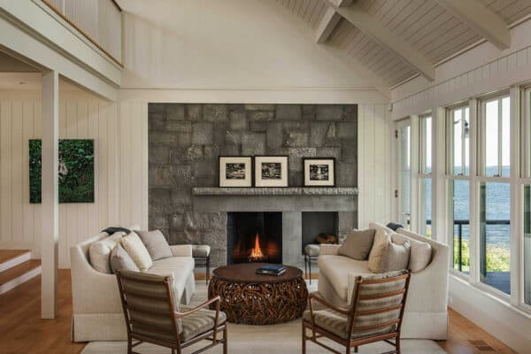 featured posts image for Beautiful coastal Maine home envisioned for idyllic summer getaways