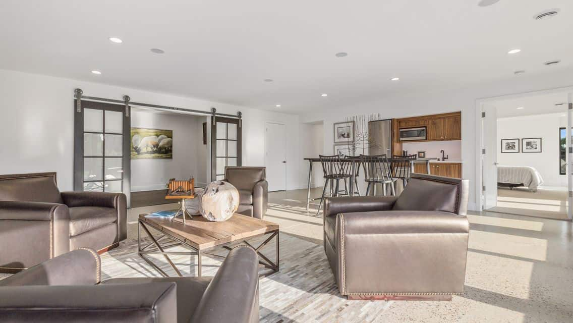 modern-farmhouse-basement-family-room