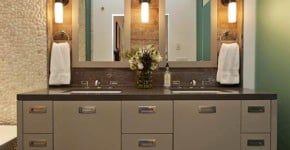 How proper lighting can transform your bathroom