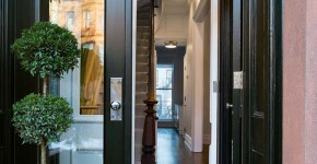 Brooklyn brownstone gets revived into charming family home